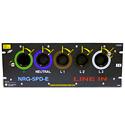 PowerLock - рэковая панель NRG Box 4U